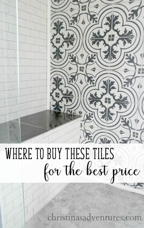 Affordable Bathroom Tile Designs Christinas Adventures Projects