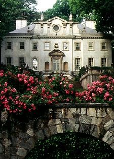Swan House Atlanta Georgia , is an elegant, classically styled mansion built in 1928 for the Edward H. Inman family, heirs to a cotton brokerage fortune. The mansion, designed by famed Atlanta architect Philip Trammell Shutze, provides a glimpse into the