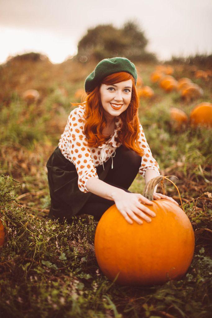 Pumpkin Everything - A Clothes Horse