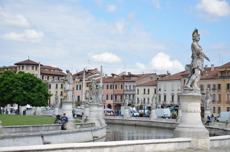 Padova, stad van Heilige Antonius