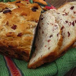 Cranberry Orange Bread (For Bread Machine) Allrecipes.com