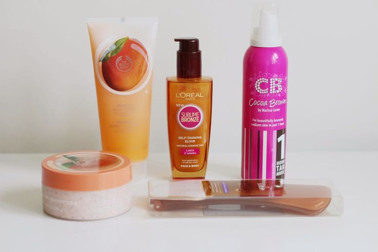 Top 5 Tanning Products ~ Love and Liquor