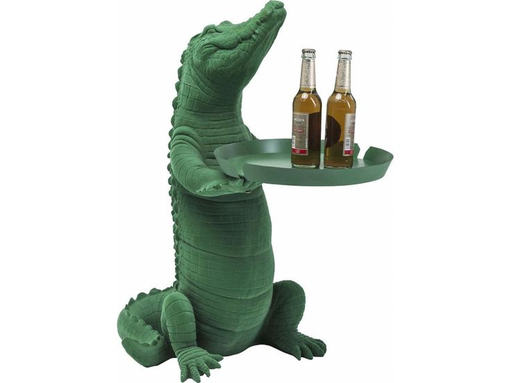 Stolik Crocodile — Ławy, Stoliki kawowe — KARE® Design