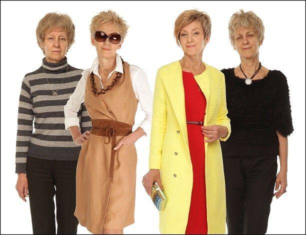 Проект невероятного преображения женщин покорил Интернет Команда стилистов во главе с имидж-дизайнером Константином Богомоловым показали, что каждая женщина вне зависимости от возраста и телосложения, может стать изысканной и утонченной леди.