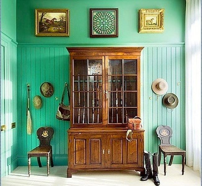 Verde es vida pero con cuidado muebles chulos for Muebles hippies