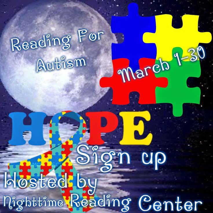 Nighttime Reading Center: Reading 4 Autism Sign Up