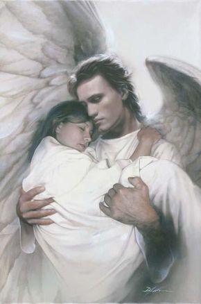Come mettersi in contatto con l'angelo custode - Angeli E L'Aldilà