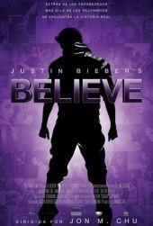 ESTRENO DE PELICULA EL 24 DE ENERO. El ícono pop más influyente de esta generación presenta BELIEVE. Desde niño hasta convertirse en una súper estrella, este documental muestra a Justin Bieber como nunca lo habías visto.