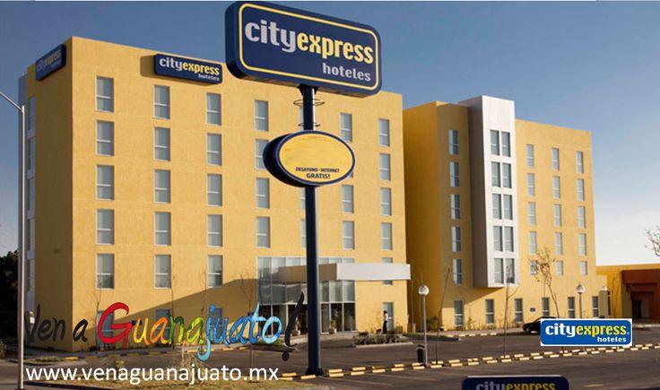 City Express Silao Aeropuerto 4 Estrellas 121 Habitaciones Libramiento Norte 900, Col. Fraccionamiento El Fresno, #Silao, #Guanajuato #Hotel #VenaGuanajuato
