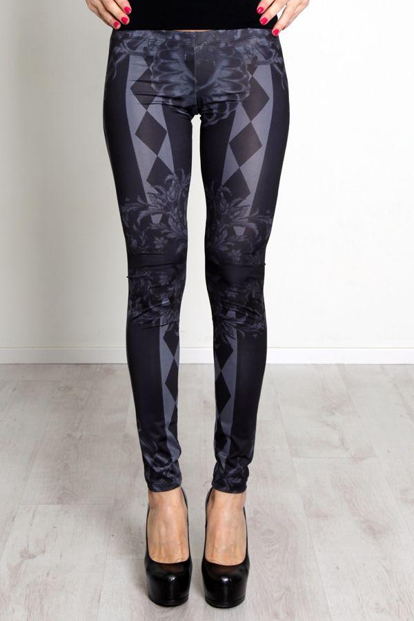 #ALFAOMEGABRAND #Leggings #black # #fashion #look #SS14
