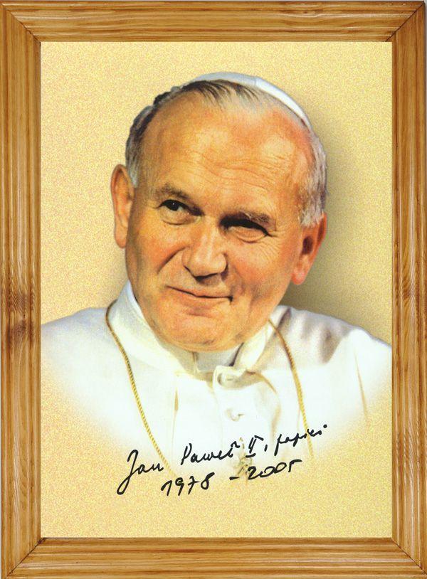 #papież Jan Paweł II 1978-2005