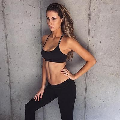 News: Katherine Webb Is Working on Getting Back to Her Pre-Baby Body: 'But There's No Rush'
