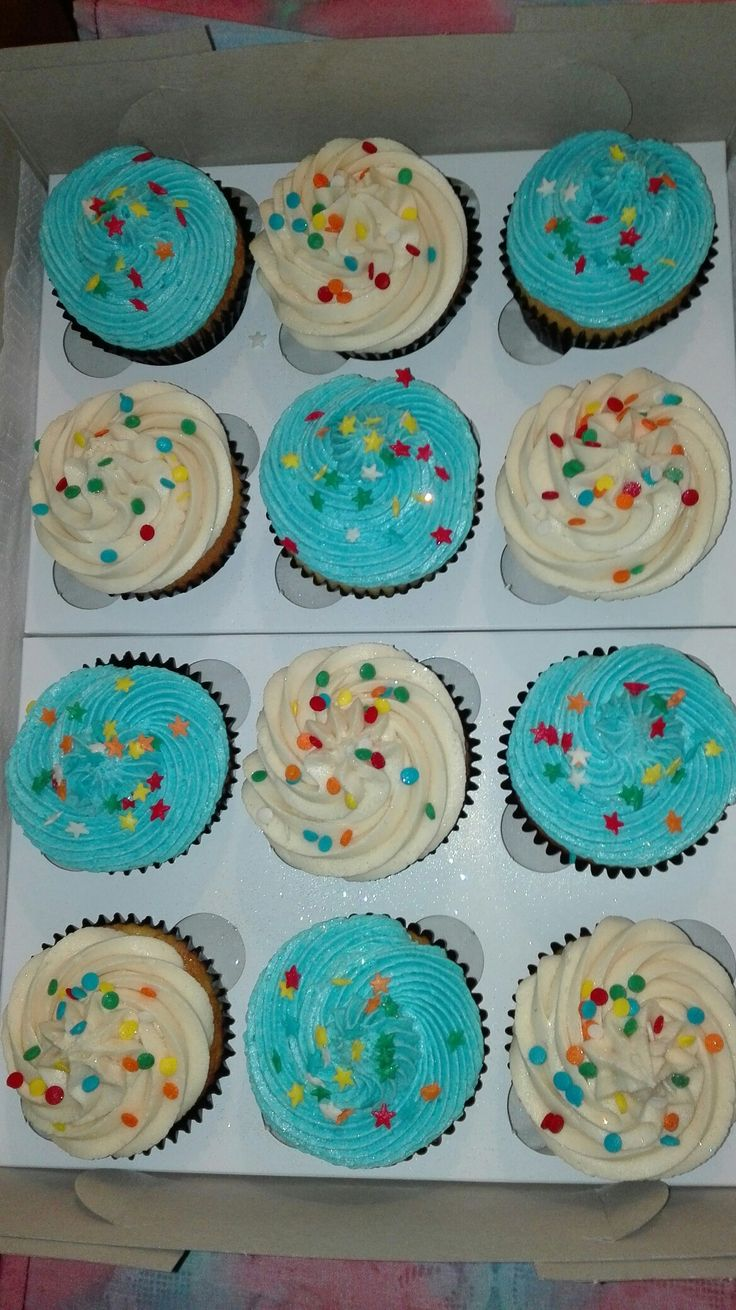 Bake Sale Cupcakes, Cakes by Lizzie, Cape Town, South Africa