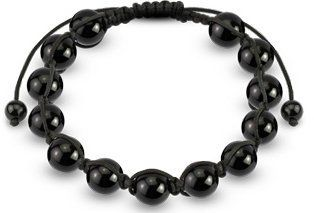 Black Metallic Polished Round Beads 10MM Shamballa Bracelet HRA Works. $13.79. Exceptional Beads for Proper Weight and Feel. Warranty + Free Return Shipping -> UnMatched Guarantee!. Durable and Resilient Black Electroplating. Free Gift Box Included