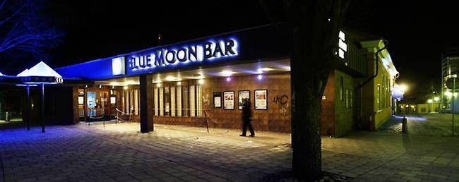 Blue Moon Bar riskerar att rivas