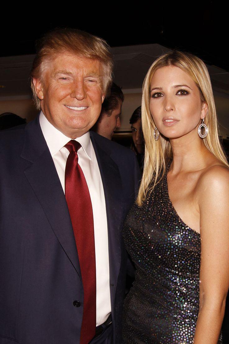 Ivanka Trump pussy fakes