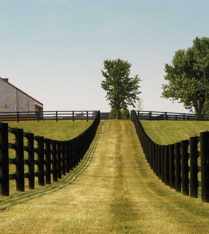34 best Horse Fence images on Pinterest | Horse stalls, Horse ...