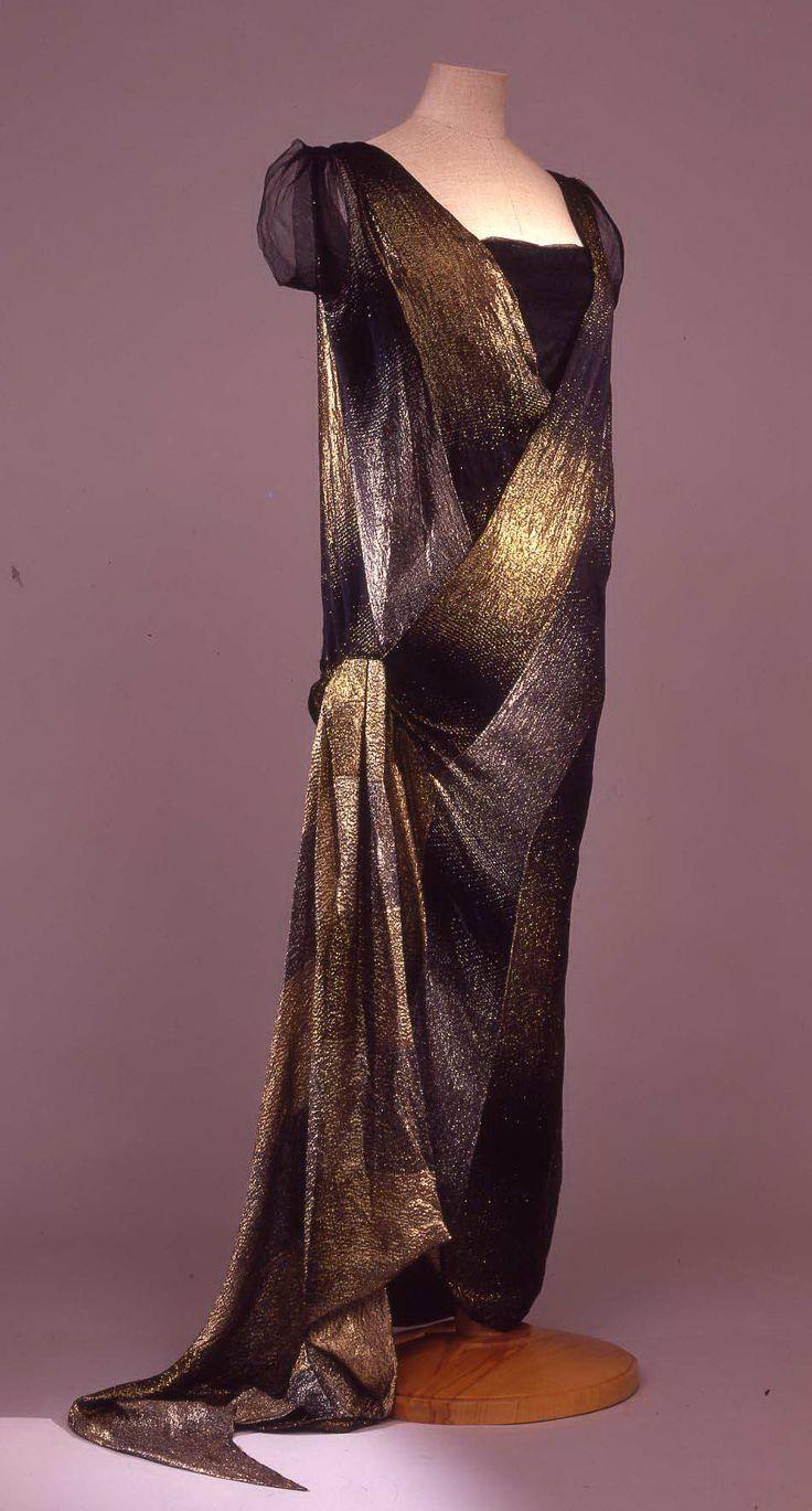 Abito femminile da sera | Identifier 00004385 | Temporal keyword 1927 ca. | Creator Sartoria Pillitteri Merlet, Palermo | Galleria del Costume di Palazzo Pitti