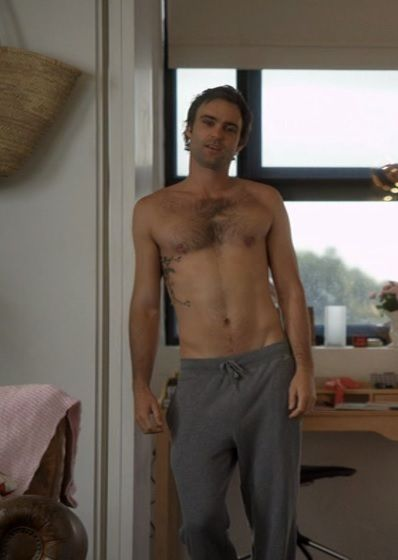 Offspring season 2 - Dr. Patrick Reid (Matt Le Nevez)