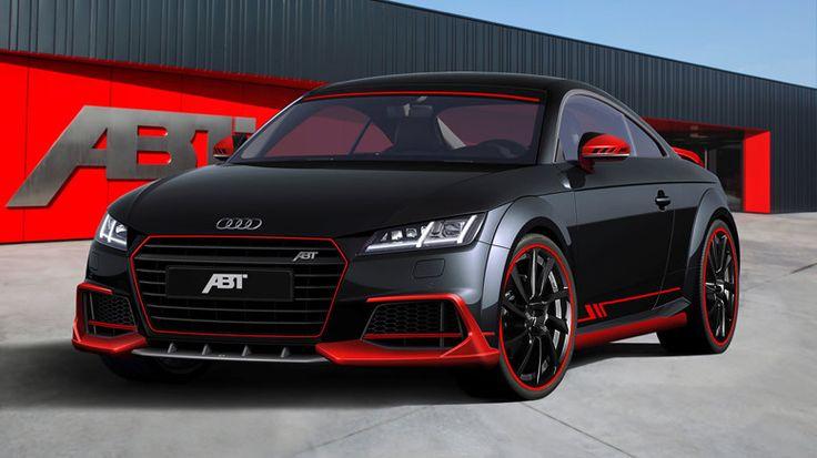 Essen Motor Show 2014: Weltpremiere in Essen – ABT Sportsline präsentiert neuen Audi TT