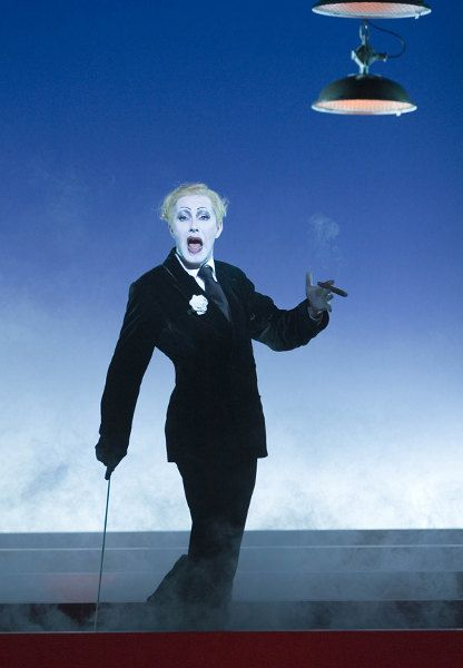 'The Threepenny Opera': BAM Presents Robert Wilson's Glittering Nihilist Romp