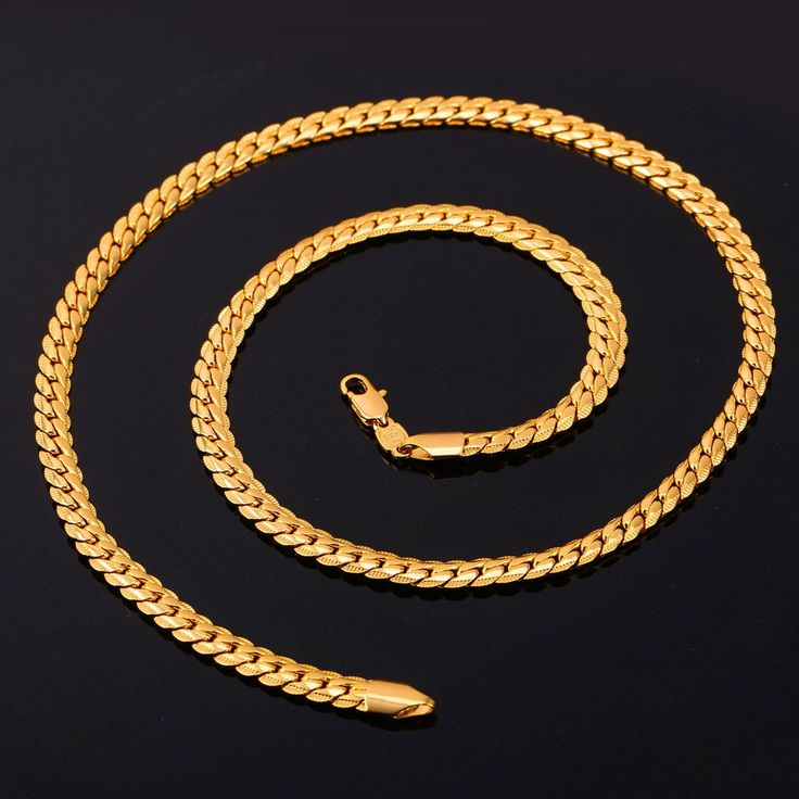 18K Gold Plated Necklace - Big Star Trading Store