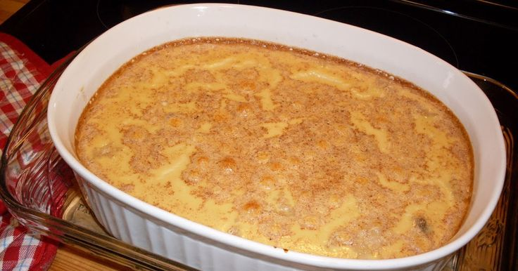 Our Sunday Cafe: Comforting Rice Pudding