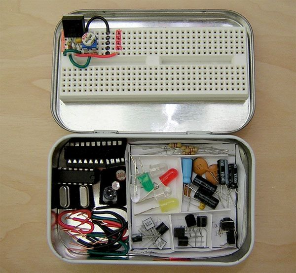 227 best images about Geeky Altoids Tin Projects on ...