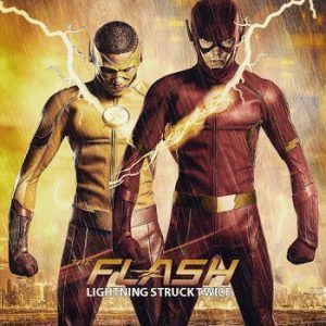 [review] The Flash S03E10  Borrowing Problems from the Future