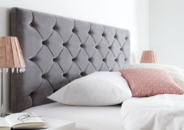 Crown Premium Upholstered Headboard - Upholstered Headboards - Headboards - Furniture £199