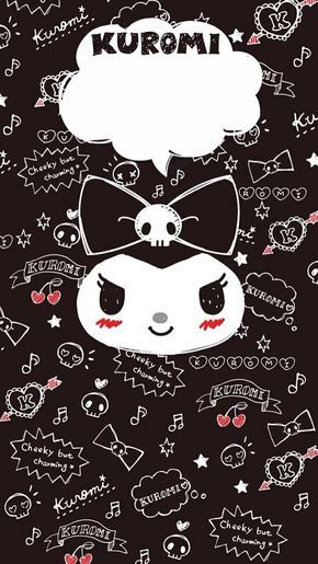 17 Best images about Kuromi Wallpaper on Pinterest | My melody