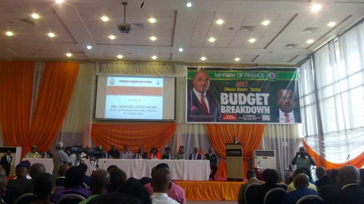The Akwa Ibom State government says rural development remains its major target in the 2017 fiscal year.  The Commissioner for Finance Mr. Nsikan Linus Nkan dropped the hints during the 2017 budget breakdown held at le Meridian Ibom Hotel and Gulf Resorts Uyo.   According to the estimates capital expenditure gulps N201997800000 while recurrent expenditure was assigned N169294685580.   According to the commissioner the sum total of what is in the 2017 budget is the promise of the governor Mr…