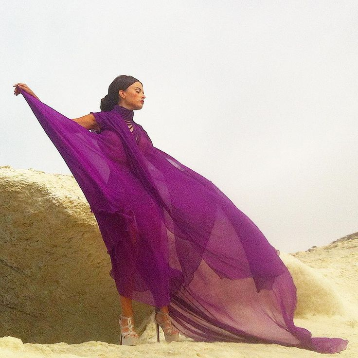 #fashion#purple#voile#air#butterfly#handmade#couture#moda#madeinitaly#sardinia#chic#model#