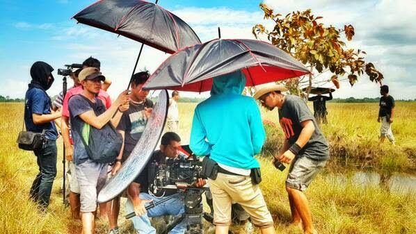 Lokasi Shooting Garuda 19 Movie: Taman Nasional Rawa Aopa Watumohai, Konawe, Sulawesi Tenggara, Indonesia