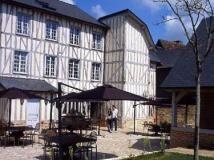 Hôtel du Grand Cerf & Spa***  Normandie - Lyons La Foret