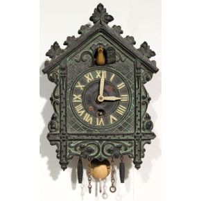 8 Best Lux Keebler Miniature Cuckoo Clocks Images On