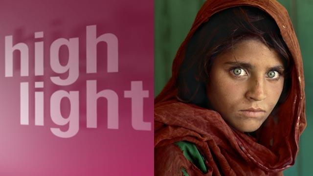 Steve McCurry – L'incontro con la ragazza afgana dagli occhi verdi
