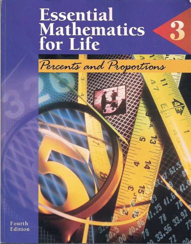 57 best ebooks images on pinterest pdf manual and reading essential mathematics for life 3 percents and proportions high school math book isbn 0028026101 ma4 fandeluxe Images