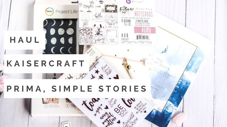 Haul stickers simple stories, bohemian project life, indigo kaisercraft ...