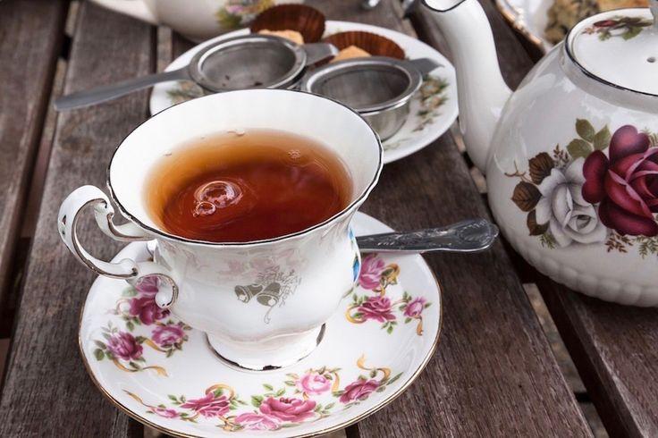 Ma grand-mère et le thé au jasmin