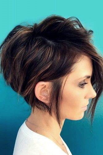 Trend Frisuren 2019 Hair Styles Pinterest Short Hair Styles