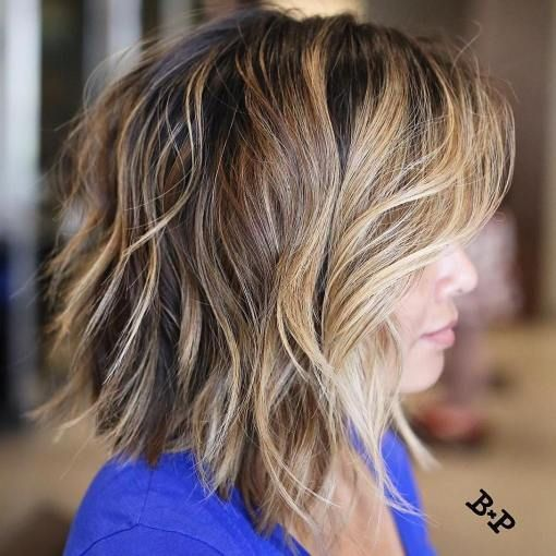 back of hair styles best 25 wavy angled bob ideas on bob 2169