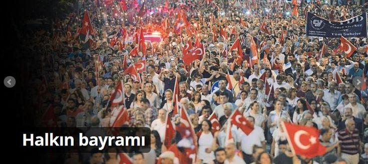Erdoğan'ın bayramı