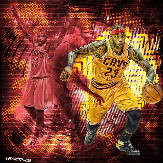 LeBron James posted 22 points, 10 rebounds & 8 assists in the Cavs' 120-105 win over the Lakers. #nba #cavs #lebronjames