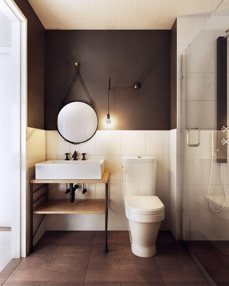 618 best bathroom images on Pinterest Room, Bathroom ideas and - simple bathroom designs