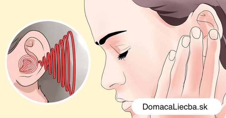 Utište hučení a pískání v uších pomocí těchto 5 vědeckých ověřených způsobů