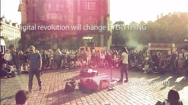 HYPE 14 The Digital Revolution 18th of September 2014, Wanha Satama, Finland. www.gofilms.fi