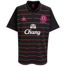 Everton 09/10 Away Kit ;)