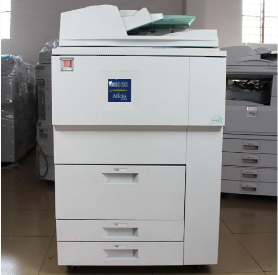 MP1075  ricoh photo copier machine used ,welcome your inquiry ,contact us / skype:emmaluo5 / email :officesupply1@yeah.net