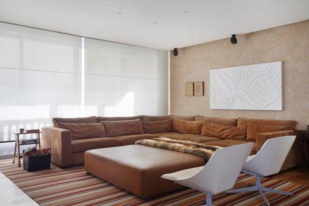 Apartamento na Vieria Souto, RJ | projeto de Roberta Moura, Paula Faria e Luciana Mambrini